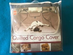 K&H QUILTED CARGO COVER TAN 600 Denier