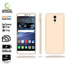 GSM unlocked 4G LTE SmartPhone (5.6-inch + Android 6 + QuadCore + 32gb microSD)