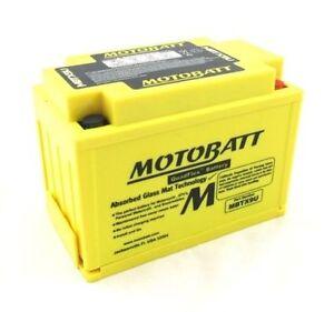 MOTOBATT PREMIUM AGM BATTERY MBTX9U YTX9-BS YT12A-BS YTZ12S YTZ14S