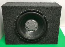 """AUDIOBAHN AW1251SE """"D.JONES"""" SPECIAL EDITION 12"""" SUBWOOFER with box"""