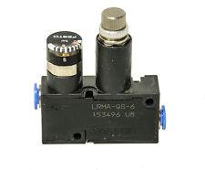 FESTO LRMA-QS-6 Druckregelventil Druckventil