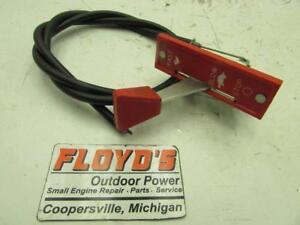 Billy Goat BG891027 Cable Throttle 42 W Choke