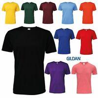 Gildan Men's Core Performance Mens Short Sleeve T-Shirt