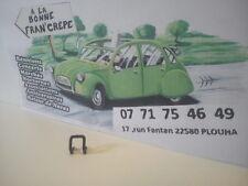 Majorette 1/24 pièces   Peugeot 405 T 16  rallye raid  pare buffle  AV