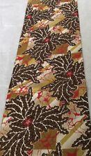 African Wax Print Fabric. Ankara (6 Yards)