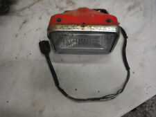1982 FL250 HONDA ODYSSEY ATV FL 250 HEADLIGHT WITH WIRE HARNESS   BIN 982