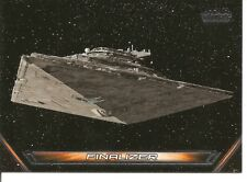 Star Wars Galactic Files Finalizer Vehicles Insert Trading Card V-13