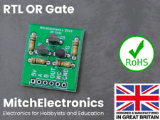 5 x RTL OR Gates - Electronic / Electronics DIY Kit