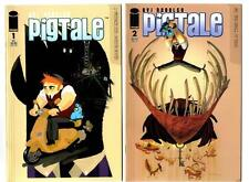 Pigtale  #1-4 (2005) Image VF/NM to NM