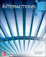 INTERACTIONS ACCESS READING + CONNECT ESL REGISTRATION CODE - HARTMANN, PAMELA -