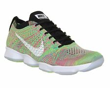 Nike Da Donna Air Max 90 Ultra 2.0 Flyknit Multi Colore Nuovo Con Scatola UK 4.5 RRP 125 Kid
