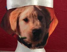 Behelfsmaske Stoff Maske Mund Nase Schutz waschbar Hundemotive Labrador