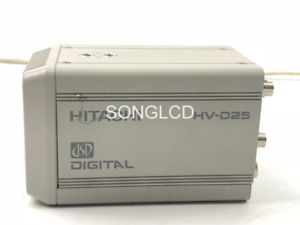 HITACHI CCD COLOR CAMERA HV-D25