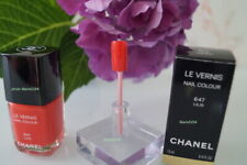 CHANEL 647 LILIS  Vernis Ongles  Nail Polish + Boîte /Box  SOLD OUT NEUF/NEW