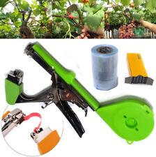 Plant Tying Tapetool Tapener Gun Hand Tying Machine With 10 Rolls Tape Set