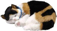 (Calico) - Perfect Petzzz Huggable Calico Kitten Cat Pet Breathing Life Like