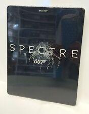 SPECTRE - 007 - BLU RAY - STEELBOOK
