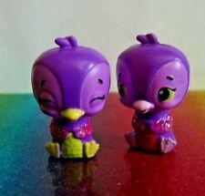 Hatchimals Colleggtibles Season 3 TWINS PENGUALA Purple Mint OOP