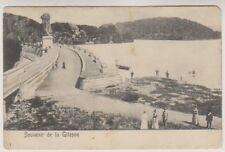BÉLGICA Tarjeta Postal - RECUERDO DE LA GILEPPE - Rosa / U