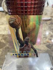Michael Jordan 1996-97 Bowman's Best, Best Shots  #BS6