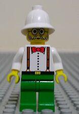 Lego Personnage Adventure minifig Dr Charles Lightning Egypte du 5988 5978 ...