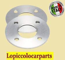 DISTANZIALI per Fiat (4x98) 58.1da 5 mm senza bulloni panda/600/500/punto etc