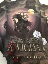 The damned Knight Comic Limited Edition
