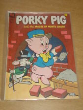 PORKY PIG #25 VG+ (4.5) DELL COMICS DECEMBER 1952