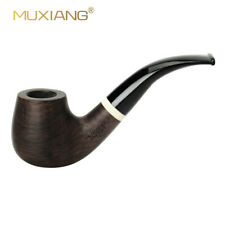 Tobacco Pipe Handmade Wood Smoking Pipe Beginner Pipe Kit with Accessories Gift