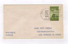 #929 Iwo Jima cover May 31 1946 Agua Calienie California