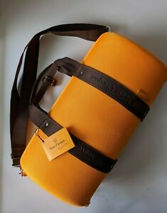 VEUVE Clicquot INSULATED Champagne picnic  COOLER Travel CARRY CASE Bag