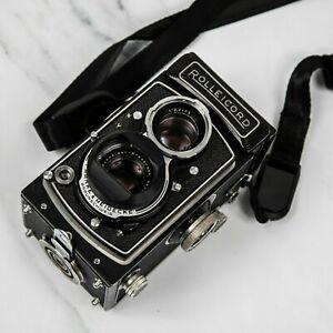 Lens Hood BAY I B30 For TRL camera as Yashica Mat 124, Rollei, Yashica Mat