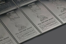 10gram Silver Bar Bullion .999 Pure Silver Valcambi Suisse 2012 Cook Islands