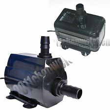 NEW AQUARIUM 720 1400 4400 LTR INLINE / IMMERSIBLE WATER PUMP FOR FISH POND POOL