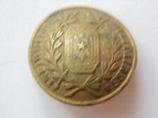 BOUTON SECOND EMPIRE NAPOLEON III FIN XIXème SIECLE ?  INFIRMIERS MILITAIRES
