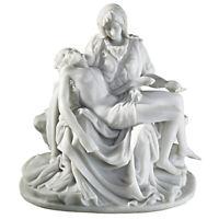Design Toscano Pieta Bonded Marble Resin: Medium