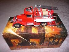 MATCHBOX YFE 06 1932 FORD AA FIRE ENGINE
