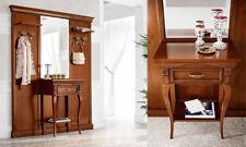 couloir Vestibule vorraummöbel Ducal Cerisier placage bois élégant Italie