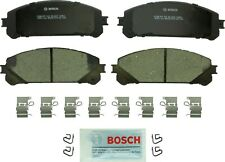 Disc Brake Pad Set-QuietCast Ceramic Pads with Hardware Front Bosch BC1324