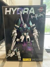 FansToys FT-28 Hydra Transformers G1 Sixshot MP Masterpiece US Seller