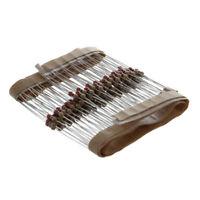 100 PCS 1/4W 0.25W 5% 220 R OHM Carbon Film Resistor 1st Class Postage UK S6P7