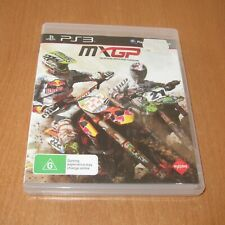 PS3 Game - MXGP : THE OFFICIAL MOTOCROSS VIDEOGAME ( NO MANUAL ! )