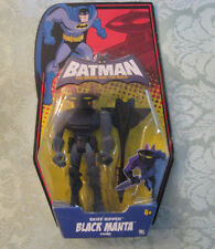 Batman The Brave and the Bold SKIFF RIPPER BLACK MANTA Figure Aquaman