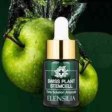 Elensilia Swiss Plant Stem Cell Time Solution Ampoule 15ml 0.51fl.oz Nourishing