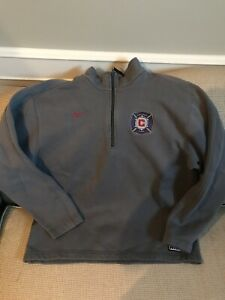 Vintage Nike Chicago Fire Pullover