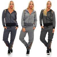 10862 Femmes Survêtement veste pantalon et de sport fitness