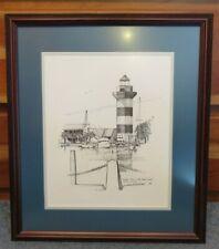 Harbor Town Light House Sketch