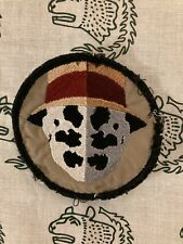 Rorschach Embroidered Patch Watchmen Graphic Novel Alan Moore