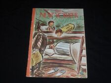 1948 JANUARY 17 THE NEW YORKER MAGAZINE - ILLUSTRATED COVER - NY 197