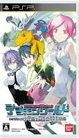 Digimon World Re Digitize PSP Bandai Sony PlayStation Portable From Japan